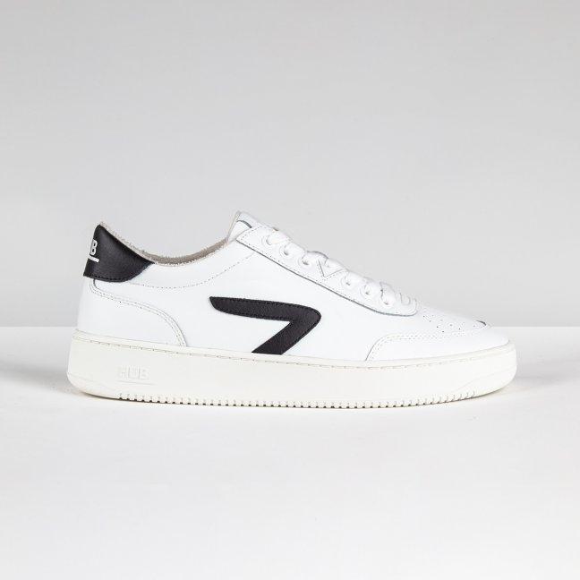 Baseline Z-stitch White/Black
