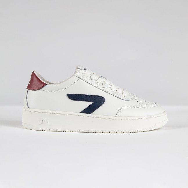 Baseline Z-stitch Off White/Gravel/Blue