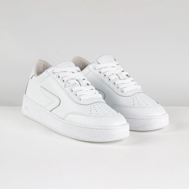 Baseline Z-stitch White/White