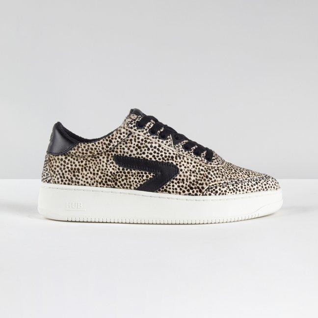 Baseline Z-stitch Cheetah/Black/Off White