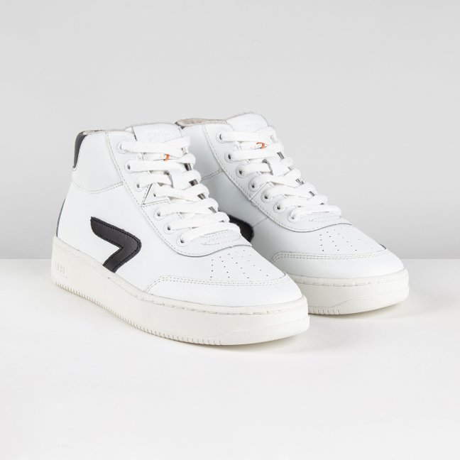 Baseline Z Mid White/Black/Off White