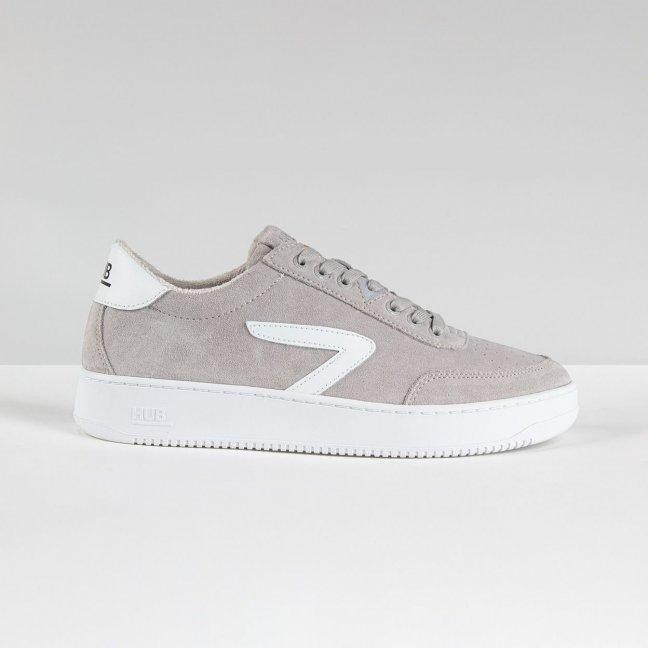 Baseline Z-stitch Neutral Grey/Navy/White