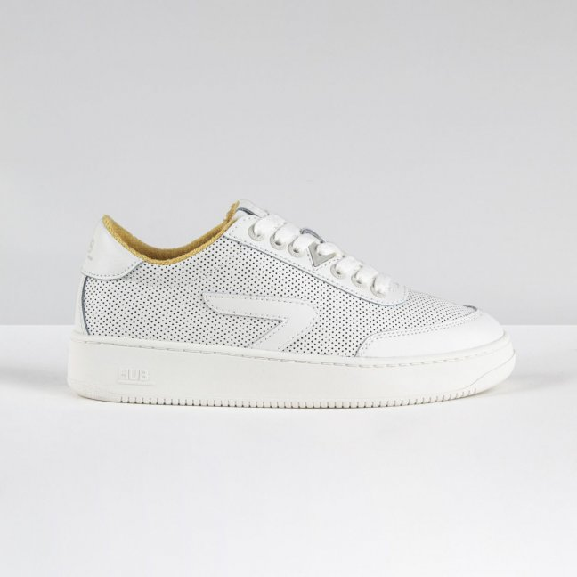 Baseline Z-stitch Perforated Off White/Off White