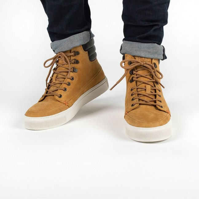 Eastbourne Honey Brown/Off-White