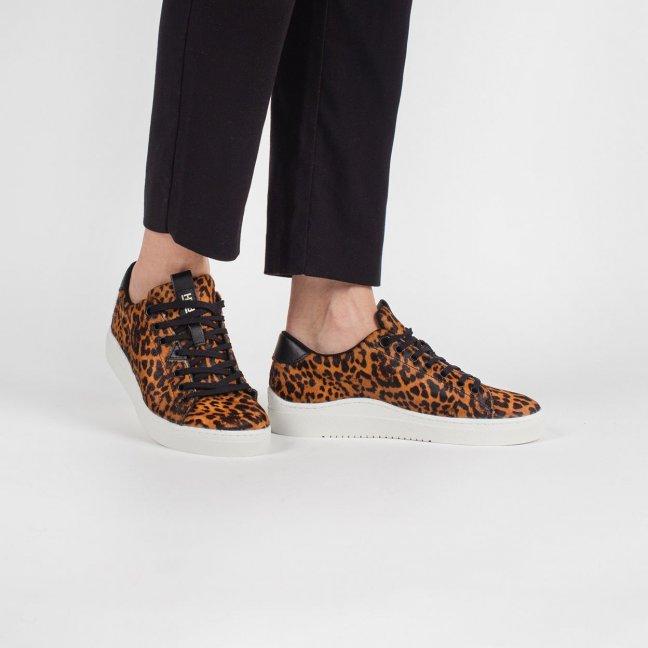 Hook LW Leopard/Off-White
