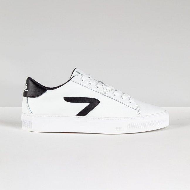 Hook CS Z-stitch White/Black