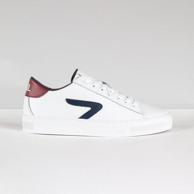 Hook CS Z-stitch White/Blue/Gravel
