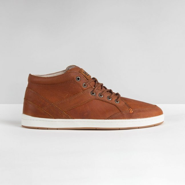Kingston 2.0 Cognac/Off-White Gum