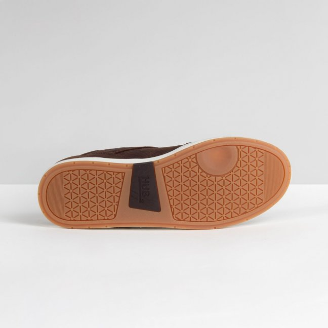 hub slip on sneaker, hub footwear kingston sneaker high