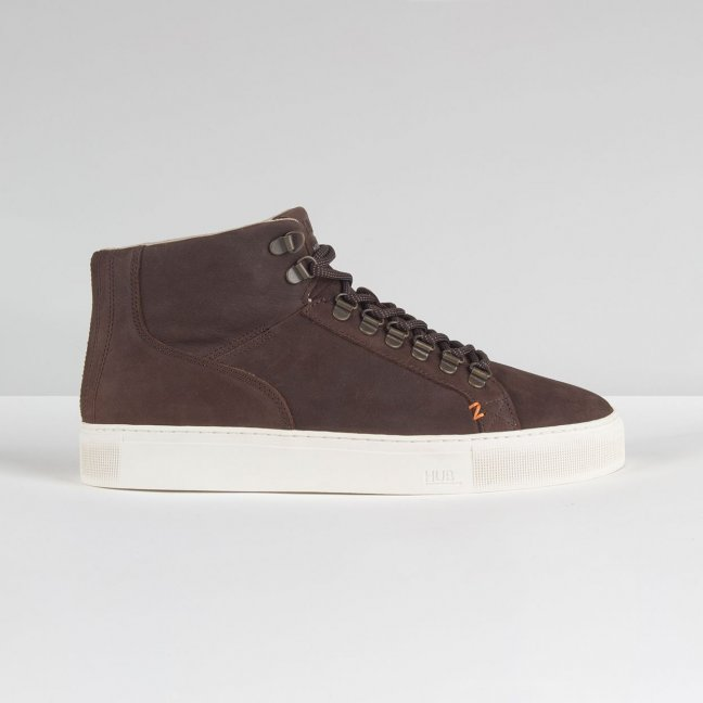 Murrayfield 2.0 Oiled Nubuck Brown/Off-White