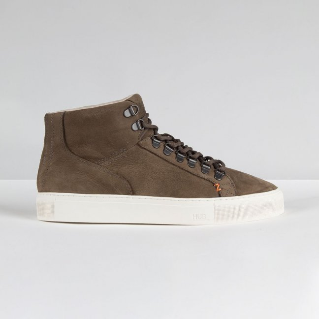 Murrayfield 2.0 Oiled Nubuck Olive/Off-White