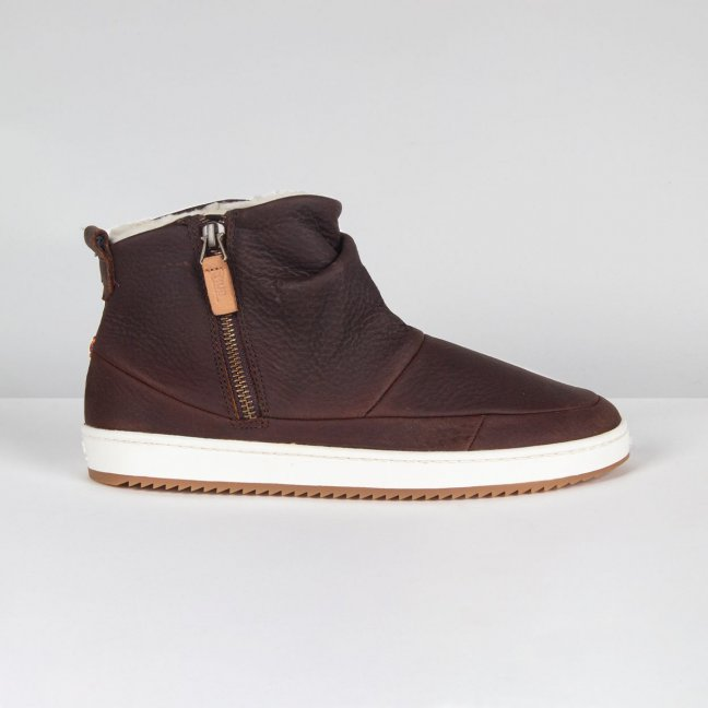 Ridge Brown/Off-White Gum