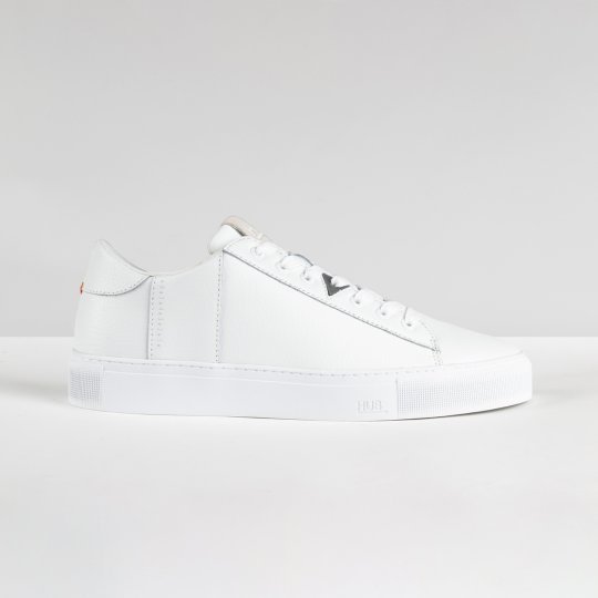 HUB HOOK Sneaker low greyish white Damen Schuhe Leder und