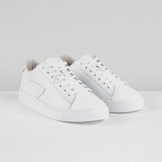 Hook LW Z-stitch White/White