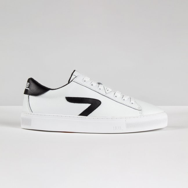 Hook CS Z-stitch White/Black