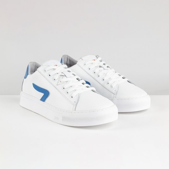 Hook CS Z-stitch White/Fresh Blue/White