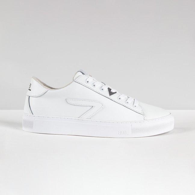 Hook CS Z-stitch White/White