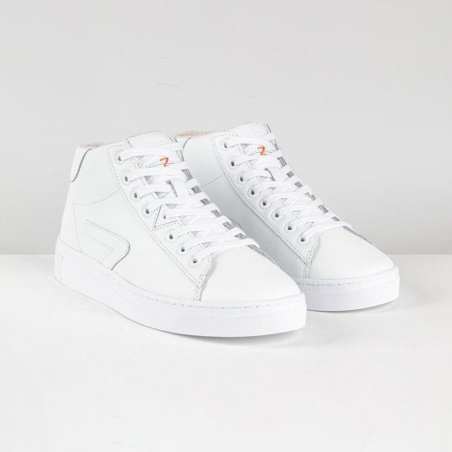 Hook Z Mid White / White