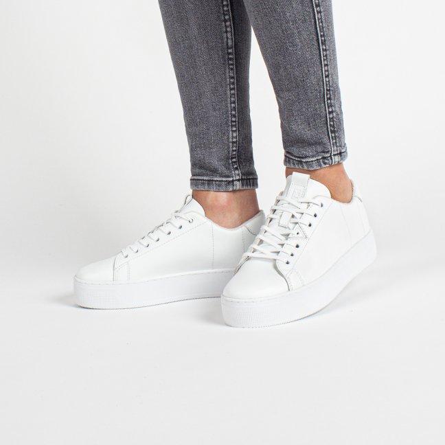 Hook Plateau White/White