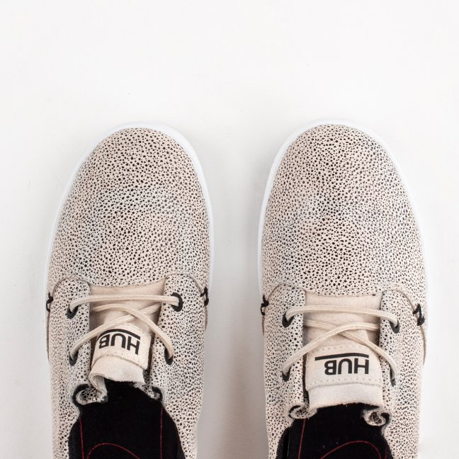 KYOTO DOTTED LEATHER