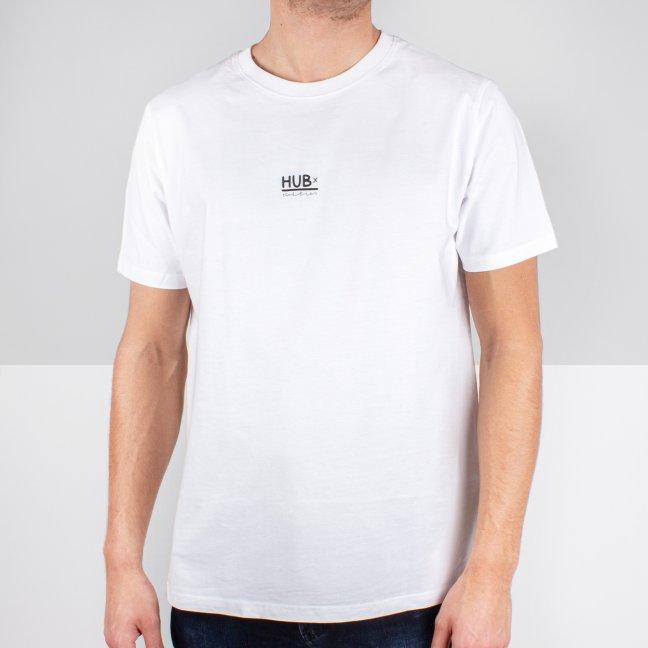 HUB x Trobbies White/Black