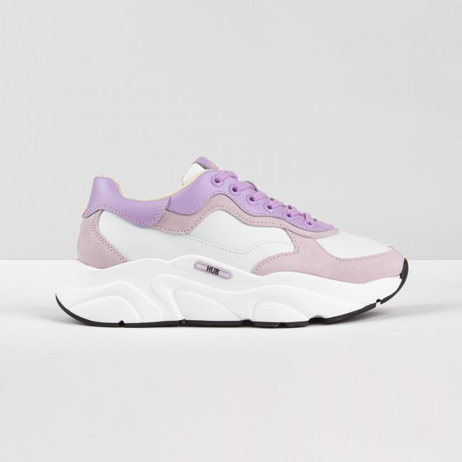 Rock Jewel Purple/Violet/White
