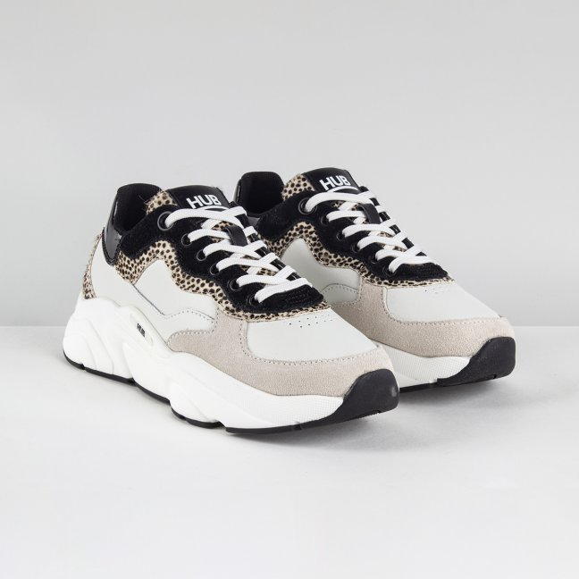 Rock Off White/Cheetah/Off White-Black