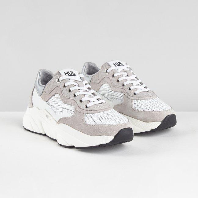 Rock White/Neutral Grey/Silver