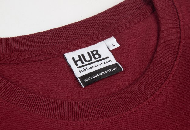 HUB x Trobbies - 100% organic cotton