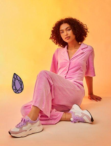 Rock Jewels Purple