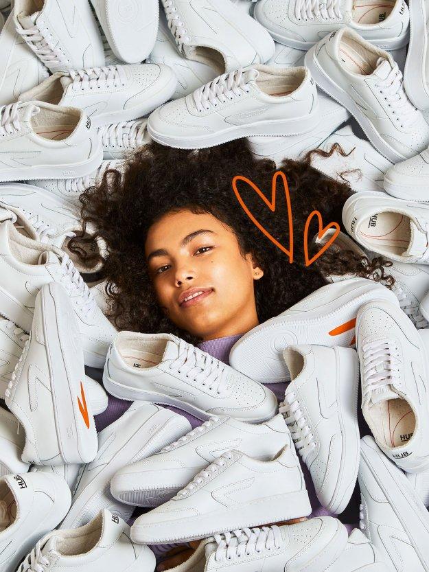 Julia Tan x HUB Footwear